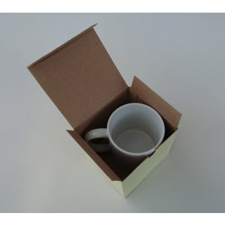 Geschenk Tasse mit Spruch: So i can kiss you anytime i want
